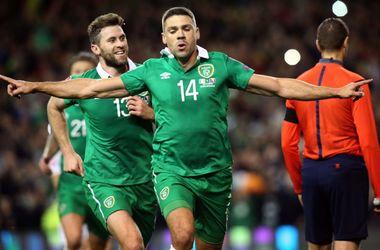 Ирландия вышла на Евро-2016, обыграв Боснию и Герцеговину