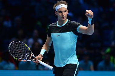 Надаль переиграл Вавринку на итоговом турнире ATP
