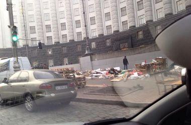 """""""Тарифному Майдану"""" под Кабмином пришел конец"""