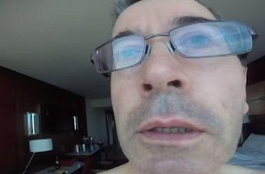 Мужчина, не умеющий пользоваться камерой GoPro, стал суперзвездой интернета