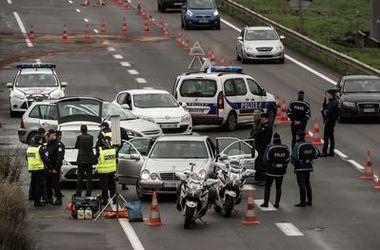 В Германии поймали вероятных парижских террористов