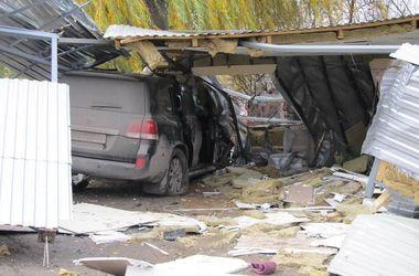 В Хмельницкой области джип вылетел на остановку и убил трех женщин