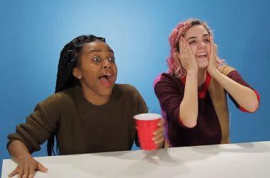 """Видеохит: """"жестокий"""" эксперимент над пьяными девушками"""