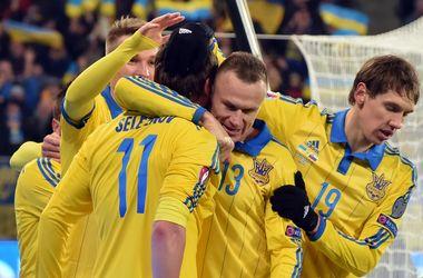 Где смотреть матч Украина - Словения