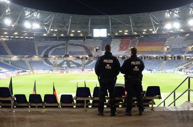 Матч между сборными Германии и Голландии отменен из-за угроз теракта