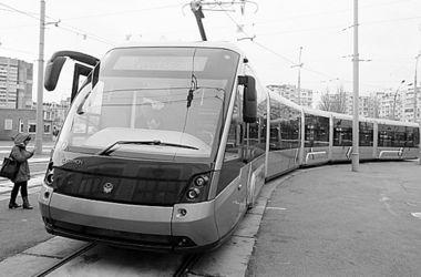 Как будут выглядеть новые киевские трамваи (инфографика)