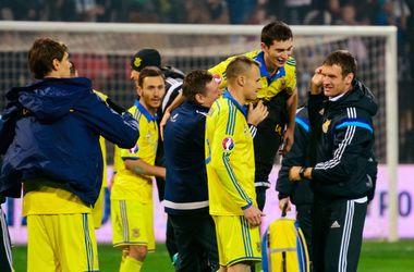 Четыре украинца вошли в символическую сборную плей-офф Евро-2016