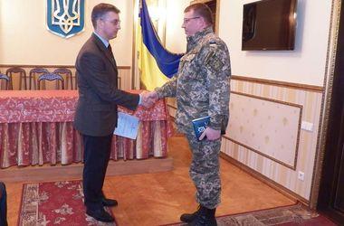 В Киевском гарнизоне появился новый военный прокурор