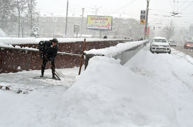 В Киеве установят видеокамеры, которые будут отслеживать зимние ЧП (адреса)