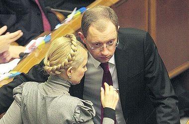 Яценюк и Тимошенко три часа говорили с миссией МВФ о тарифах