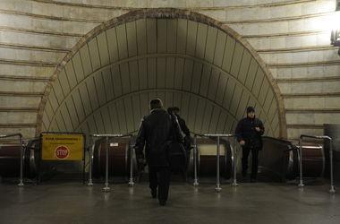 """На станции """"Театральная"""" бомбу не нашли"""