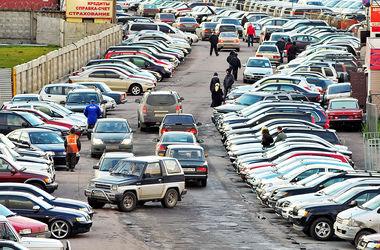 Украинцы активно пересаживаются на подержанные авто