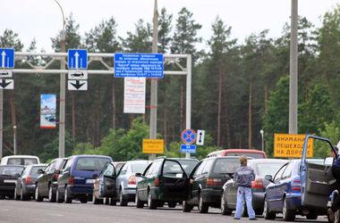 Украинскую границу парализовало