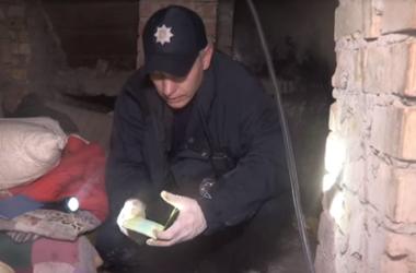 Киевские полицейские поймали дворника-насильника