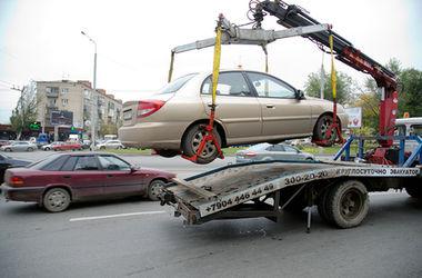 Новые полномочия полиции: за что, как и куда эвакуируют автомобили нарушителей ПДД