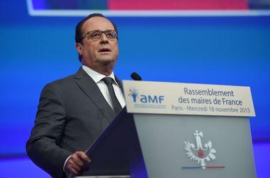 Олланд распорядился увеличить интенсивность операций в Сирии и Ираке