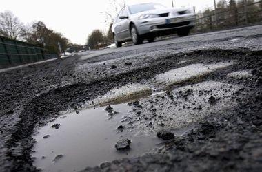 Картинки по запросу плохие дороги в украине