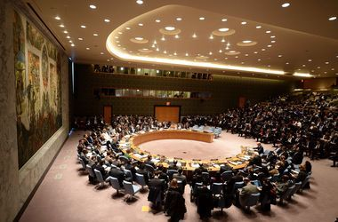 Украина, Канада и США не поддержали российскую резолюцию в ООН
