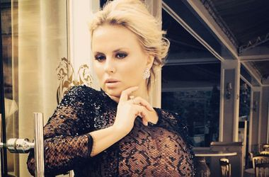 Анна семенович снялась для рекламы голой фото 559-318