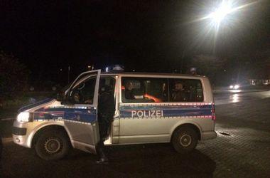 В Германии неизвестные открыли стрельбу в ресторане