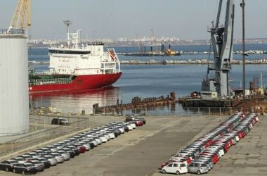 В Ильичевском порту полиция проводит обыски - Саакашвили