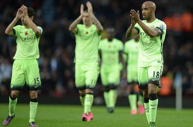 """УЕФА не будет наказывать """"Манчестер Сити"""" за освистывание фанатами гимна Лиги чемпионов"""