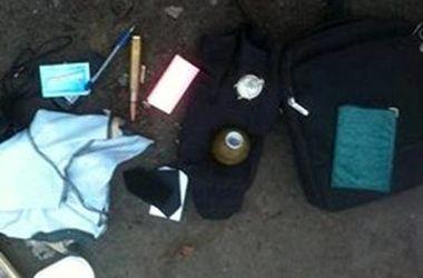 """В автобусе """"Фастов-Киев"""" поймали пассажира с гранатой"""