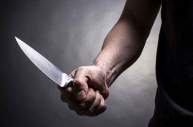 В центре Днепропетровска грабитель напал с ножом на продавщицу