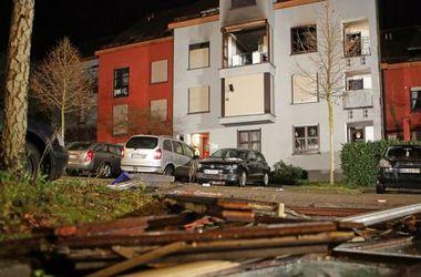 В жилом доме в Германии прогремел взрыв, есть жертвы