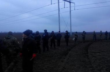 Между участниками блокады Крыма и силовиками произошел конфликт - журналист