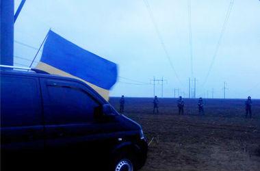 В МВД объяснили, что происходит на границе с оккупированным Крымом