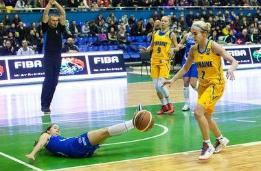 Сборная Украины разгромила Люксембург в отборе на Евробаскет-2017