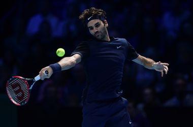 Роджер Федерер стал финалистом Итогового турнира АТР