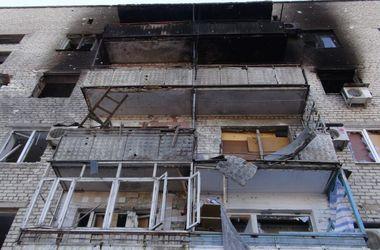 Ночью в Донецке разбушевалась артиллерия боевиков