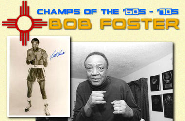 Умер экс-чемпион мира по боксу американец Боб Фостер
