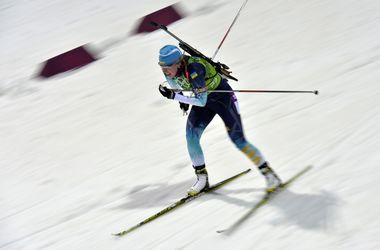Юлия Джима выиграла масс-старт в Шушене
