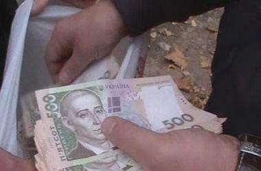 В Одессе полицейский погорел на взятке