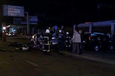 В Одессе участниками аварии, в которой погибли шесть человек, были болгары и россияне