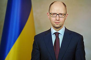Украина введет ответные санкции против России – Яценюк