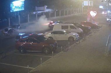 В Сети появилось видео жуткого ДТП в Одессе, в котором погибли 6 человек