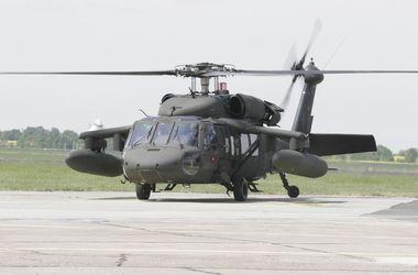На военной базе США разбился вертолет, не выжил никто