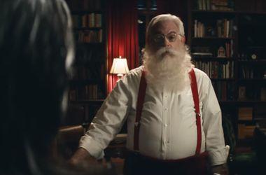 Ролик об ограблении Санта Клауса стал новым хитом сети