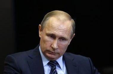 Рейтинг Путина неожиданно упал