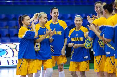 Женская сборная Украины на выезде обыграла Германию
