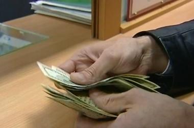 """В Украине процветает """"черный"""" валютный рынок"""