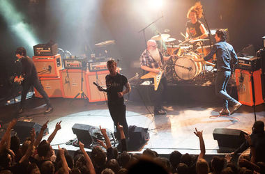 <p>Eagles Of Death Metal. Фото: AFP</p>