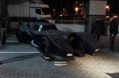 В Харькове появился Бэтмобиль