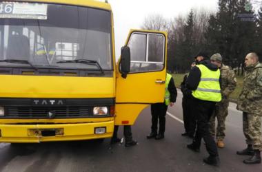 Во Львове с помощью GPS нашли маршрутку с пьяным водителем за рулем