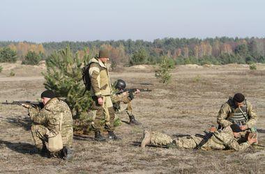 На полигоне под Черниговом от взрыва гранаты погиб военный
