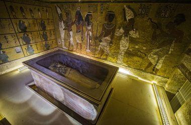 Ученые раскрыли тайну секретной комнаты в гробнице Тутанхамона